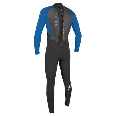 ONeill Youth Reactor Full Suit - Black/Blue - 14