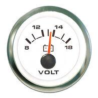 "Sierra White Premier Pro 2"" Voltmeter"
