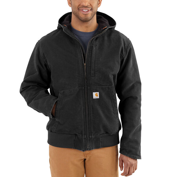 Carhartt Men's Full Swing Armstrong Sherpa-Lined Active Jacket