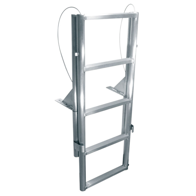 International Dock Finger Pier Lifting Ladder, 4-Step image number 1