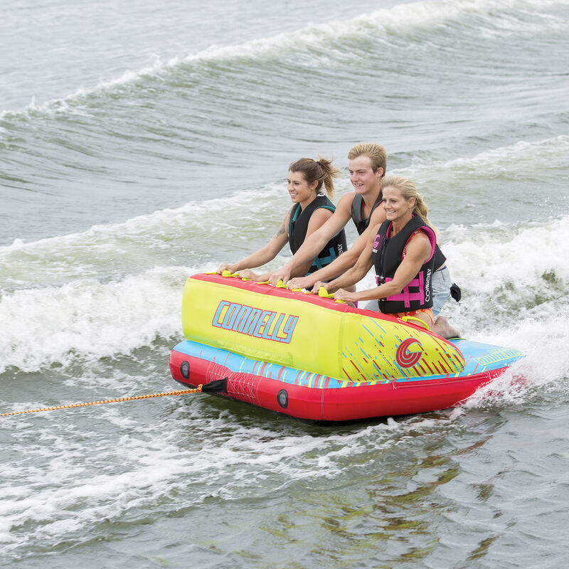 Connelly Axis 3-Person Towable Tube image number 2