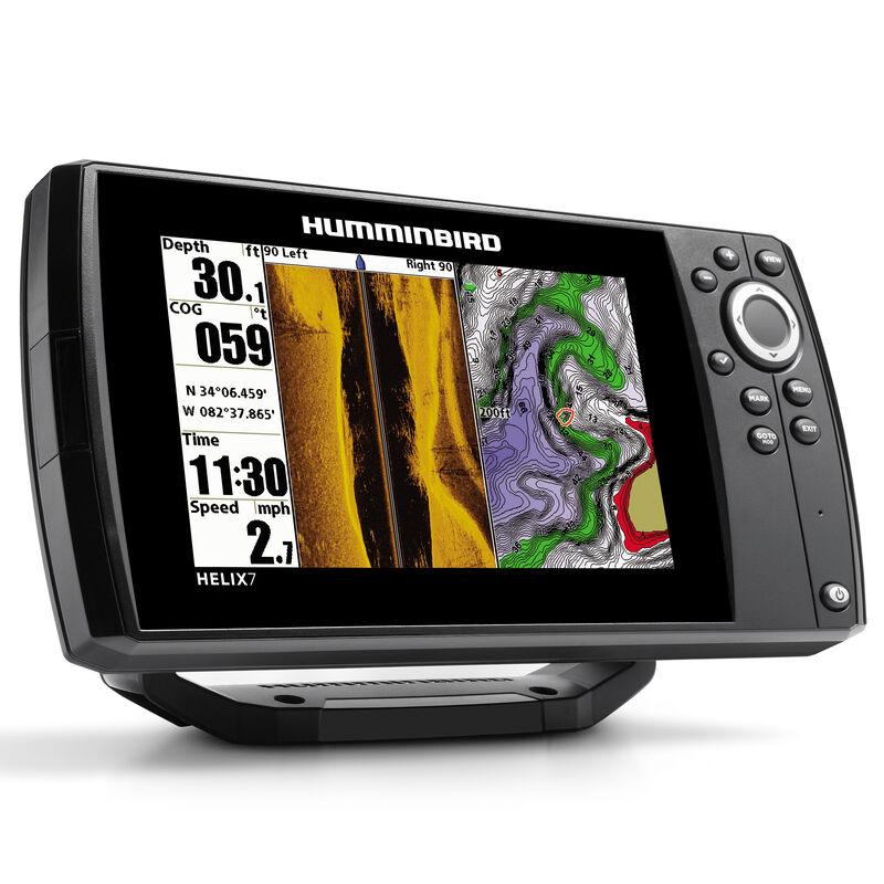 Humminbird Helix 7 SI Fishfinder GPS Combo image number 2