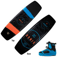 Ronix District Wakeboard With Cocktail Bindings