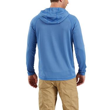 Carhartt Men's Force Fishing Sleeve Logo Pullover Hoodie