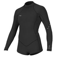 ONeill Women's Bahia Long-Sleeve Short Spring Wetsuit