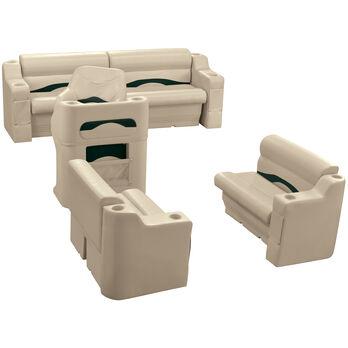 Toonmate Premium Pontoon Furniture Package, Traditional Pontoon Seat Group