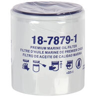 Sierra Oil Filter For Mercury Marine Engine, Sierra Part #18-7879-1