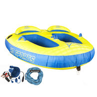 HO Formula 2-Person Towable Tube