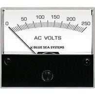 Blue Sea AC Analog Voltmeters