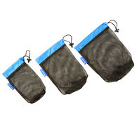 Rock Creek Mesh Stuff Sack 3-Pack
