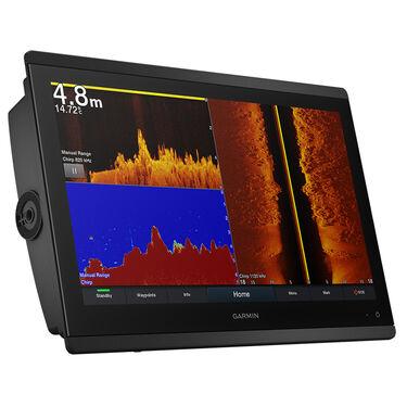 "Garmin GPSMAP; 8416xsv 16"" Chartplotter/Sounder Combo w/Worldwide Basemap & Sonar"