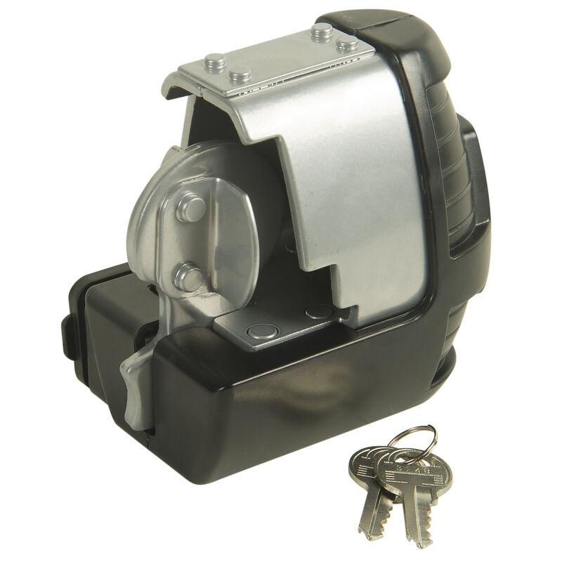 Master Lock Universal Trailer Coupler Lock image number 2