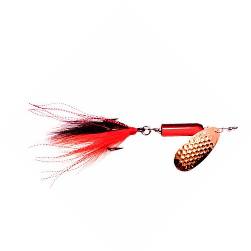 Northland Bird-Shot Bucktail Spinner image number 3