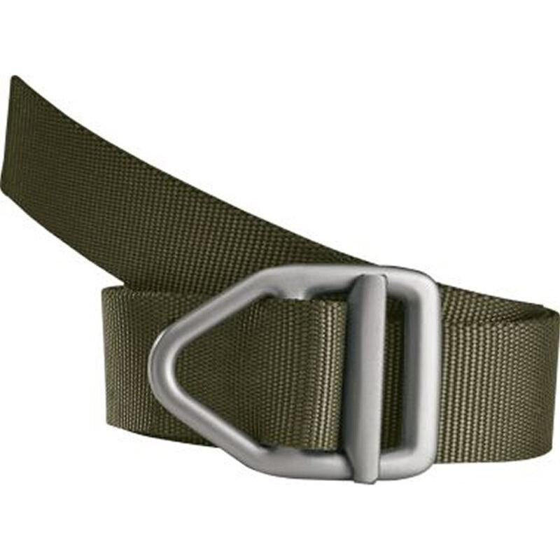 "Bison Men's Last Chance 1.5"" Light-Duty Belt with Gunmetal Buckle image number 6"