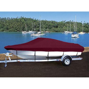 Trailerite Hot Shot-Coated Boat Cover For Boston Whaler 150 Sport SC w/Rails