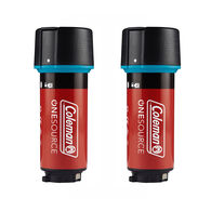 Coleman OneSource Rechargeable Lithium-Ion Battery, Pack of 2