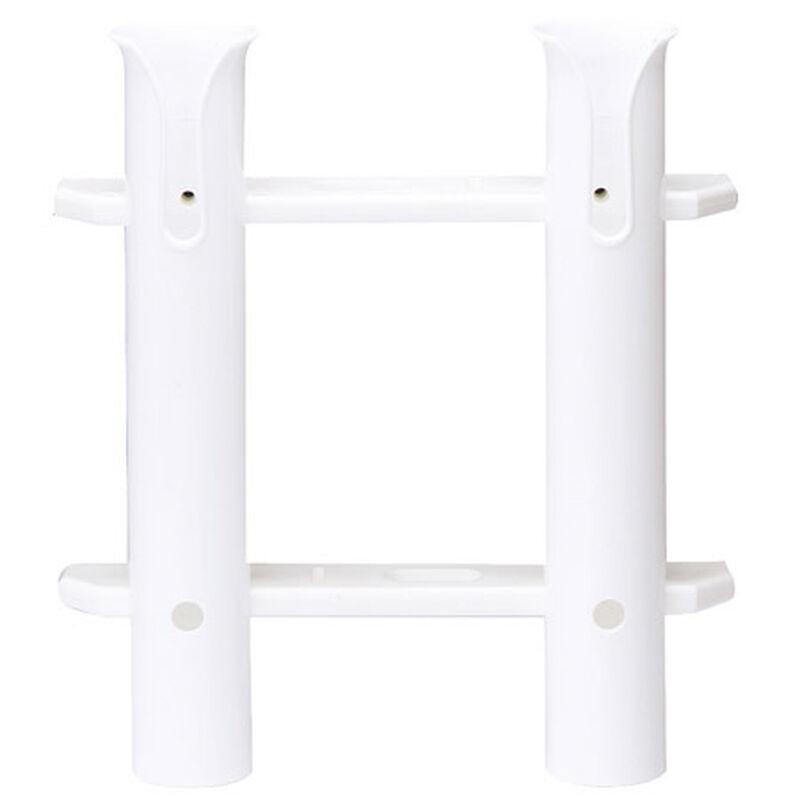 SeaSense 2 Rod Holder with Storage Rack, white image number 1