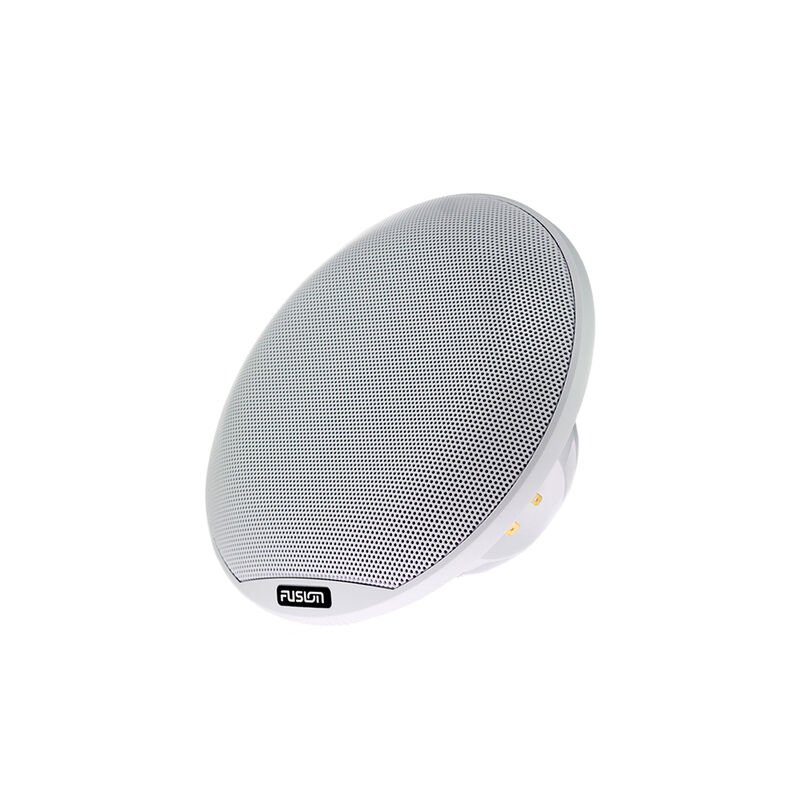 """FUSION SG-F88W Signature Series Speakers 8.8"""" Classic Grill - 330 W - White image number 2"""