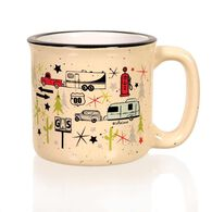 Camp Casual Mug, White