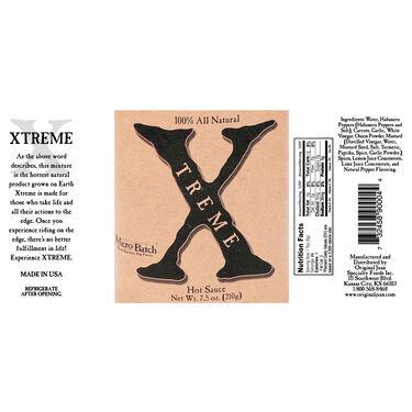 Original Juan Xtreme Hot Sauce 7.5oz