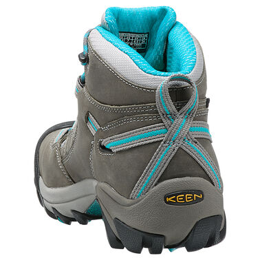 KEEN Utility Women's Detroit Mid Steel Toe Boot