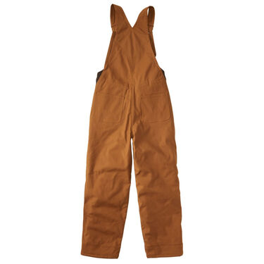 Carhartt Boy's Quilt-Lined Canvas Bib Overall
