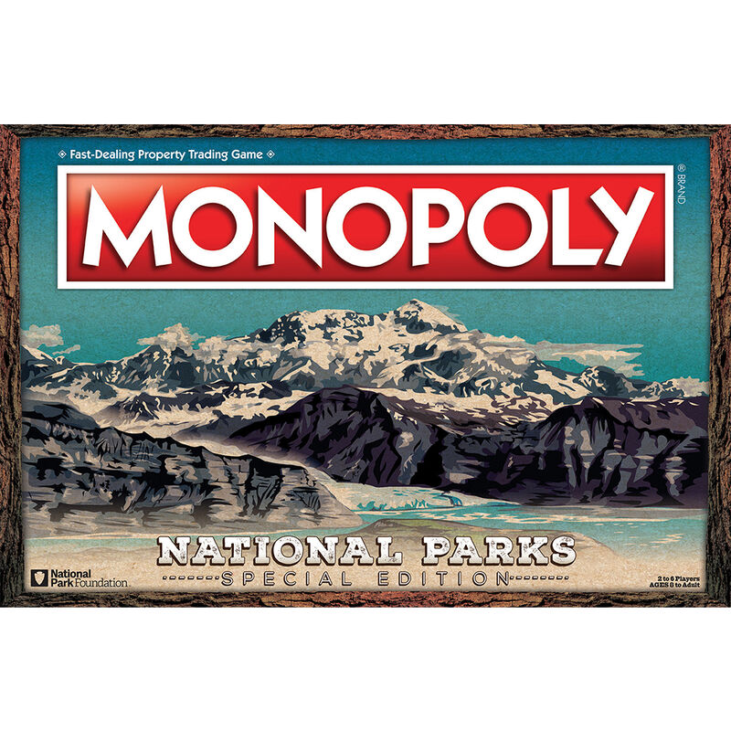 National Parks Monopoly image number 1