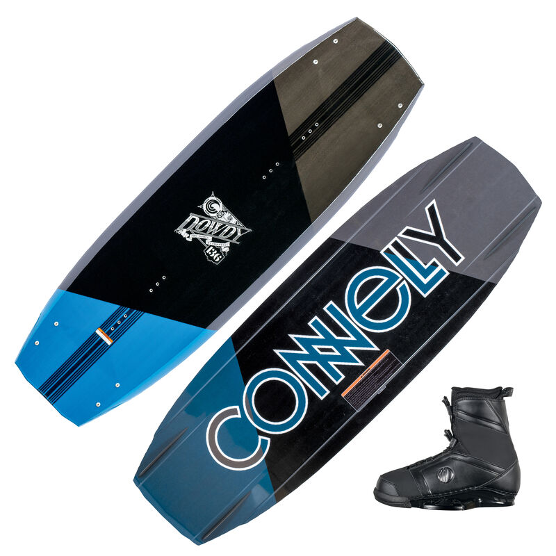 Connelly Dowdy Wakeboard With MD Bindings image number 1