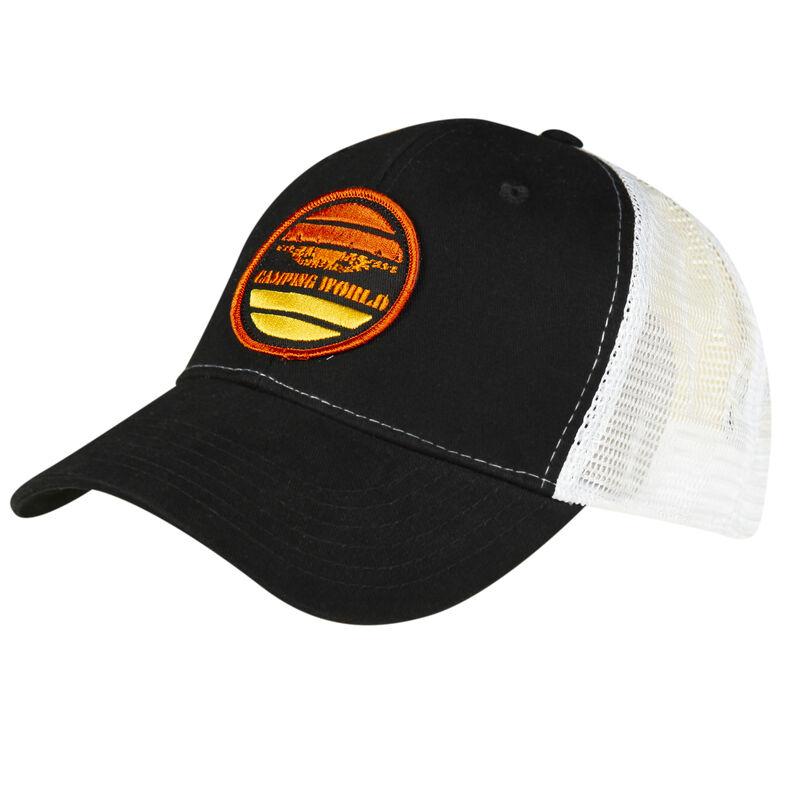 The Stacks Men's Sunset Trucker Hat image number 1