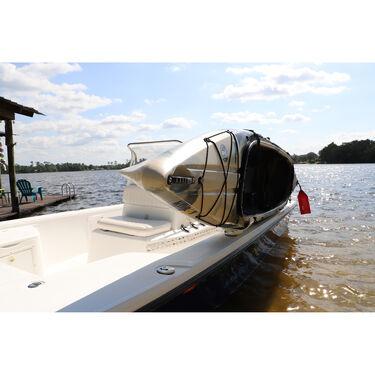 Manta Racks L2K Black Paddleboard/Kayak Rack For 30° Rod Holders