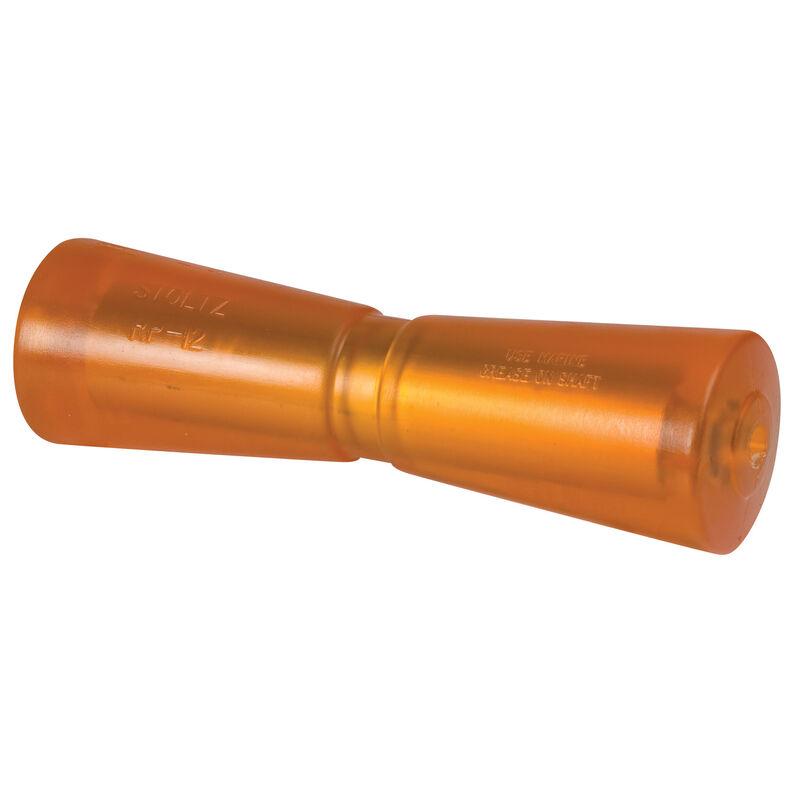 """Stoltz Polyurethane Deep-V Keel Roller, 12"""" long image number 1"""