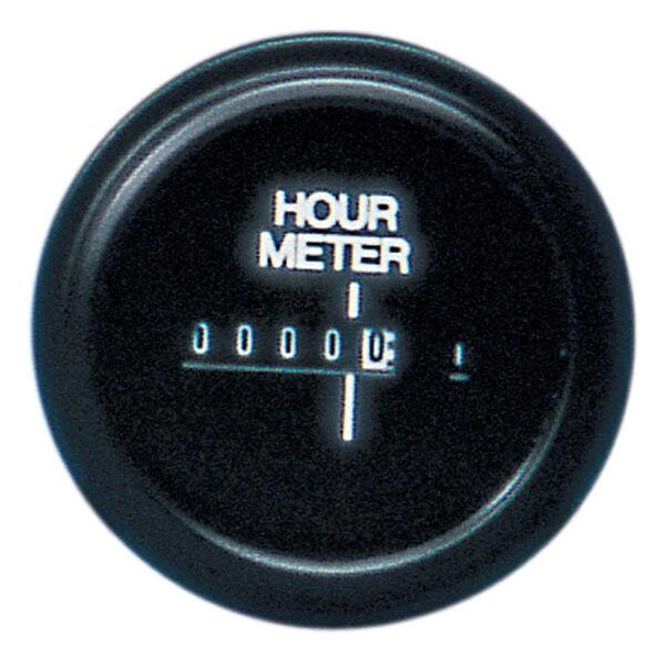 Sierra Universal Round Hour Meter
