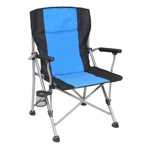 Padded Folding Sports Chair