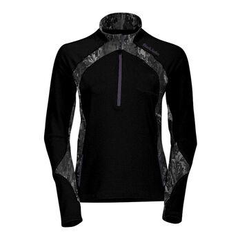 Black Antler Women's Misfit Half-Zip Pullover