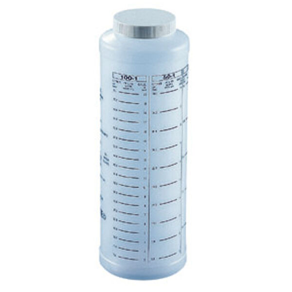 Oil-to-Gas Mixing And Storage Bottle