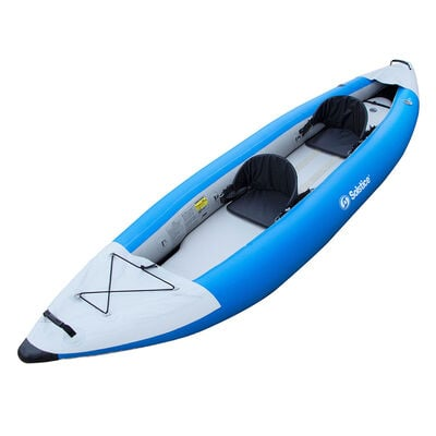 Solstice Flare 2-Person Inflatable Kayak