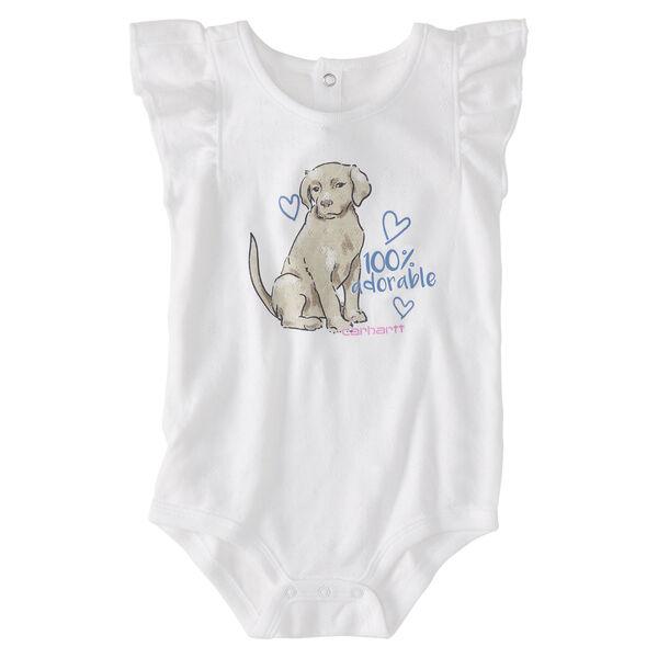 Carhartt Infant Girls' Adorable Bodysuit
