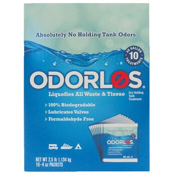 ODORLOS EZ Pack Drop-ins, 10 Pack
