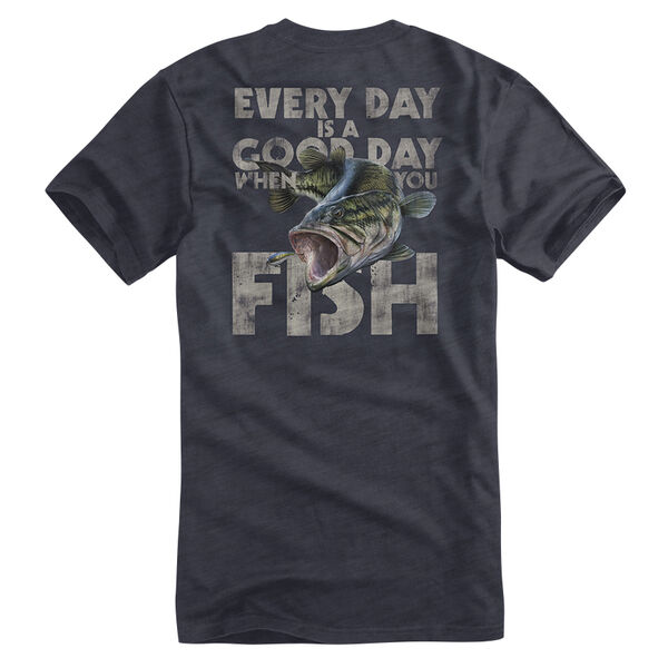 Fin Fighter Men's Good Day Short-Sleeve Tee