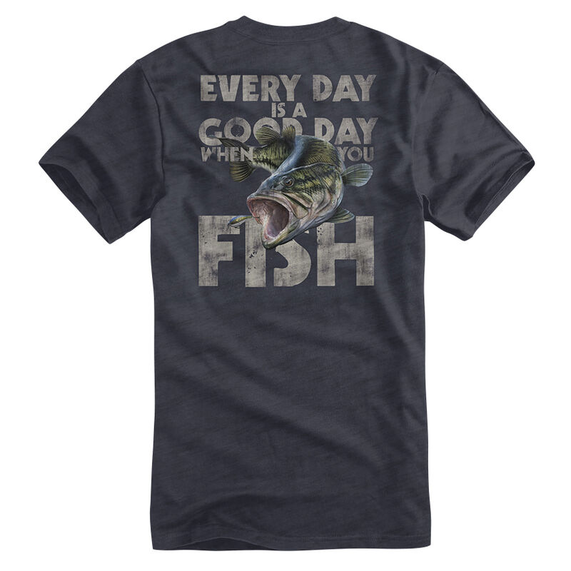 Fin Fighter Men's Good Day Short-Sleeve Tee image number 1