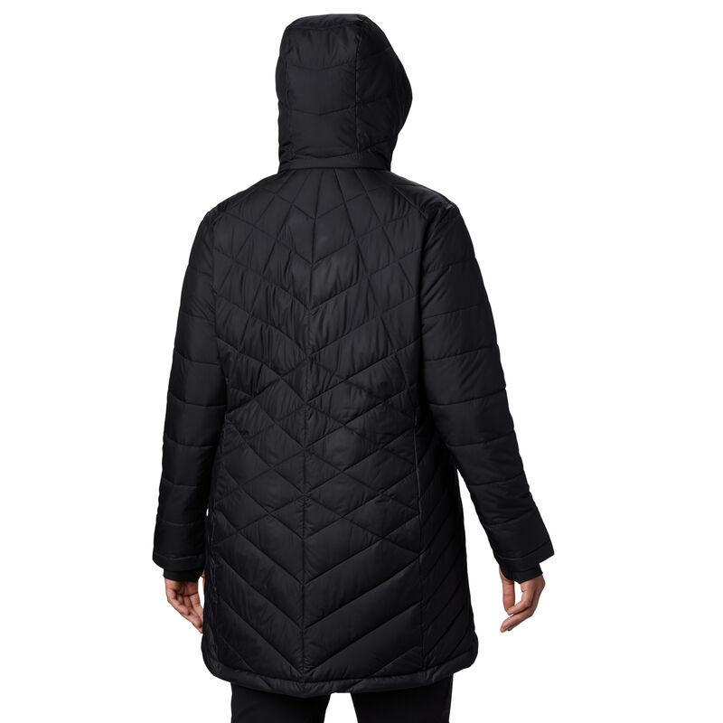 Columbia Women's Heavenly Long Hooded Jacket image number 11