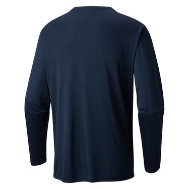 Columbia Men's Terminal Tackle PFG Sleeve Long-Sleeve Tee