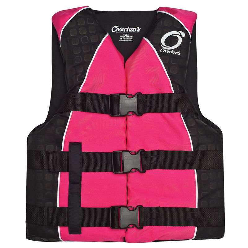 Overton's 3-Buckle Teen Nylon Vest image number 1