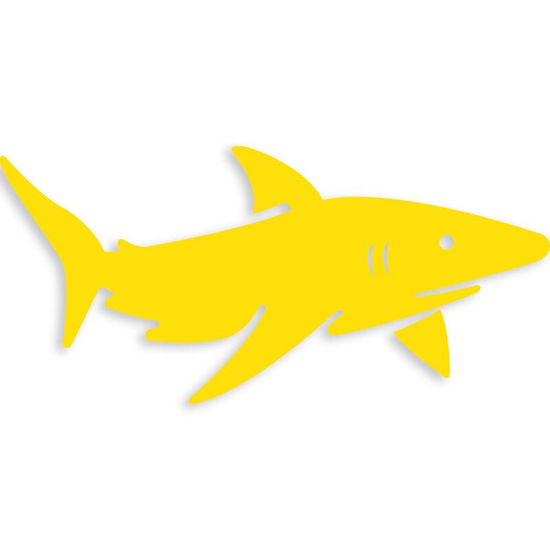 Shark Vinyl Decal image number 3