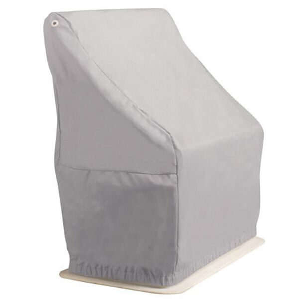 Overton's Swingback Boat Seat Cover Gray Imperial