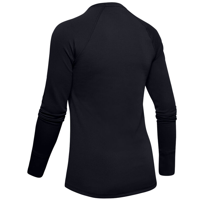 Under Armour Women's ColdGear Base 2.0 Long-Sleeve Crew Shirt image number 5