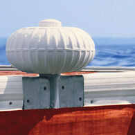 """Dockmate Straight-Mount Inflatable 9"""" Dia. Dock Wheel"""