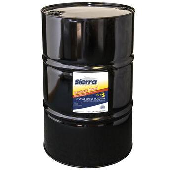 Sierra TC-W3 Oil For Mercury Marine/OMC/Yamaha Engine, Sierra Part #18-9530-7