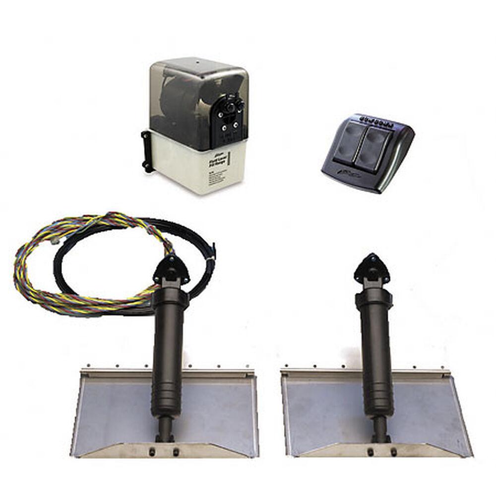 Bennett Hydraulic Trim Tab System, 18