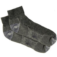 Ultimate Terrain Men's Explorer Lightweight Hiking Quarter Sock